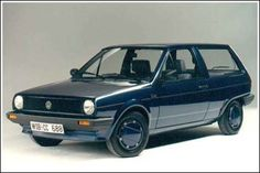 Volkswagen Polo 1989