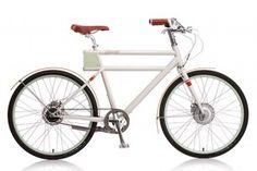 bicicleta eletrica porteur