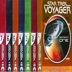 * Star Trek Voyager - The Complete Series $115