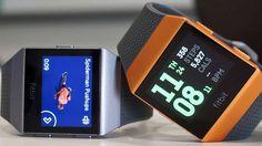 Fitbit Iónica fecha de lanzamiento, noticias y características