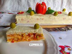 4 Pasteles fríos de pan de molde   cocinaparapobres