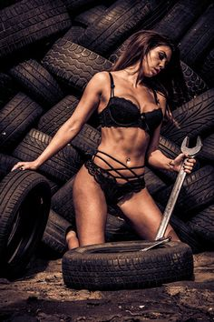 Image result for sexy mechanic shoot
