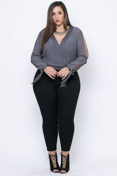 Plus Size Fashion For Curvy Women #plussize#plussizeoutfits