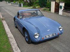 TVR GRANTURA MK1 1959)