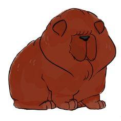 CHASSIE Tibetan Mastiff Sticker #BullyDogNation