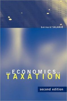 This concise introduction to the economic theories of taxation is intuitive yet rigorous, relating the theories both to existing tax systems and to key empirical studies. The Economics of Taxation offers a thorough discussion of the consequences of taxes on economic decisions and equilibrium outcomes, as well as useful insights into how policy makers should design taxes...Cote : 5-2 SAL
