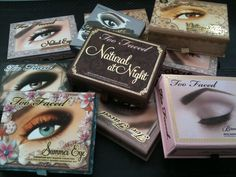 Too Faced makes the best palettes ! I have them all! Such cute packaging too! MUST HAVE!