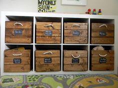 Creative Toy Storage Idea (19)
