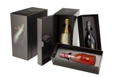 Special box for 3 bottles #wine #Prosecco #LeManzane
