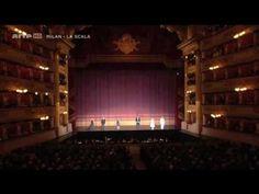 W. A. #Mozart: #DonGiovanni La Scala, Milano 2011 Daniel Barenboim (Director), Anna Netrebko (Anna), Anna Prohaska (Zerlina), Peter Mattei (Don Giovanni), Bryn Terfel (Leporello), Barbara Frittoli (Elvira).