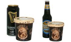 Sorvete de cerveja