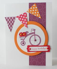 Great card....and Stampin Up Stamp Set!!!