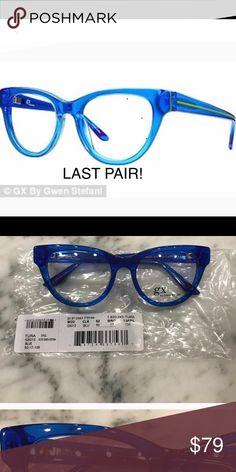 da3908252ff L.A.M.B frames by Gwen Stephani NEW! L.A.M.B frames Have your prescription  lenses put