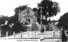 Antigua Iglesia Santa Rita
