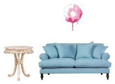 I call it home! Interior Decorating, Interior Design, Sofa, Couch, Next Door, Love Seat, Interiors, Polyvore, Furniture