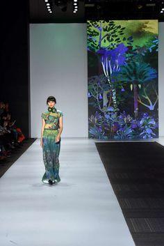 Bettina Spitz, Осень/Зима 2018, Богота, Womenswear