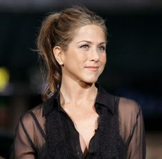 Jennifer Aniston - Horrible Bosses. Pretty with her hair off her face