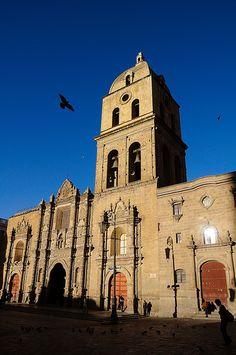 Iglesia de San Francisco, La Paz, Bolivia