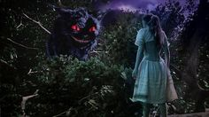 The Cheshire Cat on Once Upon a Time in Wonderland