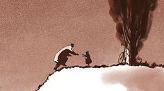 De mooiste Nederlandse animatiefilm ooit: Vader en Dochter