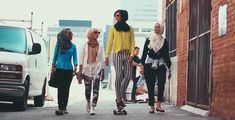 """Article: """"Somewhere in America, Muslim Women Are 'Cool'"""" by Sana Saeed - The Islamic Monthly"""