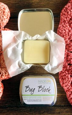 \Love these bar lotions (TSA Friendly!) \The bug block has bug repelling essential oils to make it a safe, effective bug repellent. Lotion For Dry Skin, Diy Lotion, Lotion Bars, Homemade Beauty, Diy Beauty, Beauty Tips, Doterra, Diy Spa, Soap Recipes
