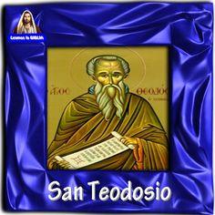 Leamos la BIBLIA: San Teodosio