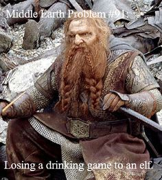Lord of the Rings meme, Gimli - He'd never hear the end of it Elijah Wood, Fellowship Of The Ring, Lord Of The Rings, Mark Ruffalo, Jim Carrey, Kate Winslet, Hobbit Dwarves, Legolas And Gimli, Earth Memes