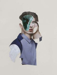 Vanguard Style Collages - This Collection of Ernesto Artillo Art Fuses Photography and Illustration (GALLERY)