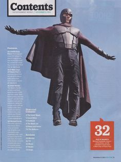 First Look At Magneto's 1970's Costume In New X-MEN: DAYS OF FUTURE PAST Stills