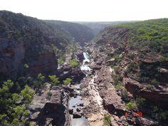 The Murchison River – WA