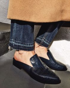 Fashion Gone rouge: Photo Loafer Shoes, Loafers Men, How To Have Style, Trends 2016, Casual Chique, Fashion Gone Rouge, Penny Loafer, Mode Style, Ballerinas