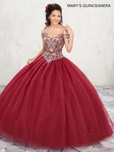 949fffb21d0 Shop for new 2019 Mary s Bridal Quinceanera dresses from Mary s Quinceanera  Collection online! You ll love these beautiful Sweet 15 and Sweet 16 ball  gowns.