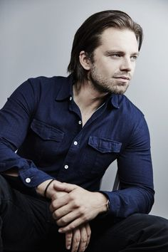 Sebastian Stan<<<this much sexiness should be illegal