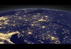 Earth at Night – La Terre de nuit vue du ciel