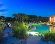 Amazing Natural Swimming Pools: More Beauty, No Chemicals.  Learn how it works