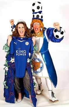 #backingtheblues C'mon Leicester City, you can do it, love Sam Bailey and Martin Ballard, stars of Jack and the beanstalk at Demontforthall Leicester! #panto #pantomime #imaginetheatre #demontforthall #leicestercity #backingtheblues #sambailey #martinballard #xfactor #bbcradioleicester #jackandthebeanstalk 3min Read more at http://websta.me//n/imaginetheatre#upQRzvFCqBkF2ZEP.99