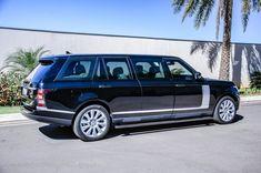 2017 Range Rover Vogue SE SUV Stretch Limousine by Procopio Special Vehicles Range Rover Supercharged, Studio Background Images, Jaguar Land Rover, Range Rover Sport, Luxury Suv, 4x4 Trucks, Super Sport, Limo, Rolls Royce