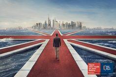Case: Open new roads to your future 世界各地で展開する大手英語スクールの「Wall Street English」が、2014年の新年にあたり、イタリアで新しい生