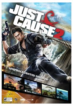 Just Cause 2 Highly Compressed PC Game Download  #JustCause2 #HighlyCompressed…