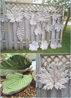 Garden decoration Homemade concrete #concrete #decoration #garden #homemade