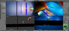 """3D Blender Animation """" Mozilla . Constantly Evolving """" by Software RVG"""