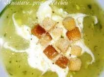 Rețetă Supa-crema de sparanghel