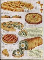 Gallery.ru / Фото #161 - EnciclopEdia Italiana Frutas e verduras - natalytretyak