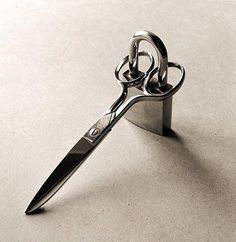 scissors (by Chema Madoz)