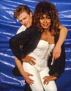 Tina and Bryan Adams Music Icon, Pop Music, Rainha Do Rock, Ike And Tina Turner, Women Of Rock, Whoopi Goldberg, Jazz Funk, Bryan Adams, Women In Music