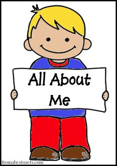 All About Me Preschool Theme - From ABCs to ACTs