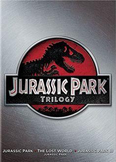 Jurassic Park Trilogy  (Jurassic Park / The Lost World: Jurassic Park / Jurassic Park III) @ niftywarehouse.com #NiftyWarehouse #JurassicPark #Jurassic #Dinosaurs #Film #Dinosaur #Movies
