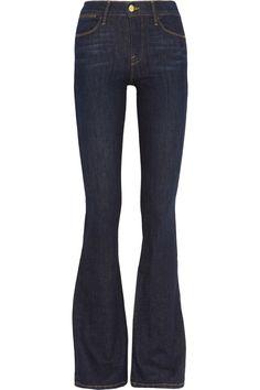 Frame Denim|Le High Flare high-rise jeans|NET-A-PORTER.COM