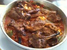 kuzu pirzola tarifi No Gluten Diet, Turkish Recipes, Meat Recipes, Beef, Dishes, Cooking, Kitchen, Foods, Drinks